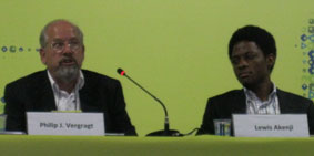Philip Vergragt and Lewis Ajenji